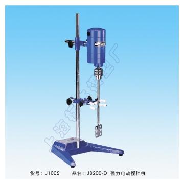 上海标本强力电动搅拌机JB200-D