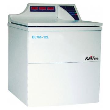 盐城凯特高速超大容量冷冻离心机DL7M-12L