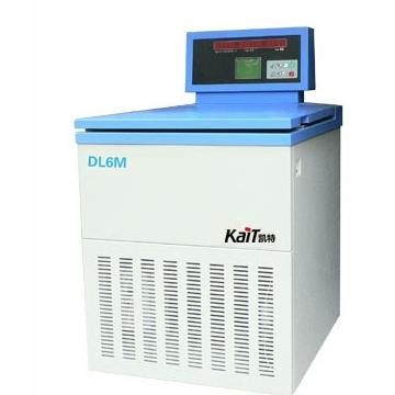 盐城凯特低速大容量冷冻离心机DL6M