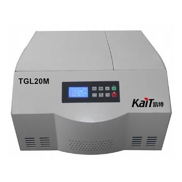 盐城凯特台式高速冷冻离心机TGL20M