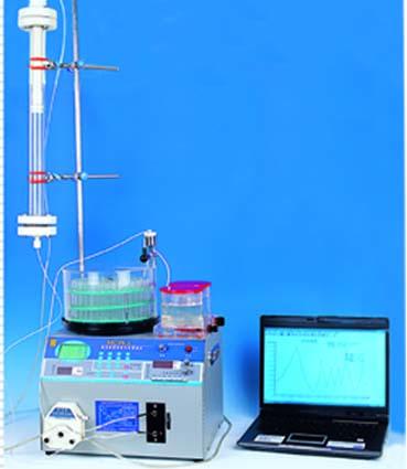 上海青浦沪西自动液相色谱分离层析仪(组合式)MC99-3