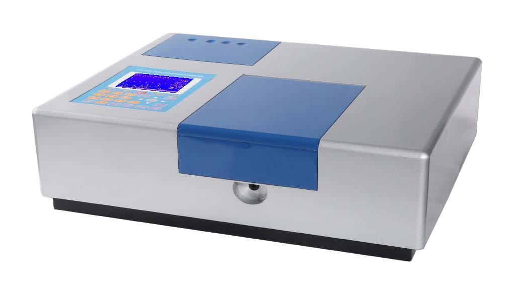 上海精其準雙光束紫外可見分光光度計UV-1800PC