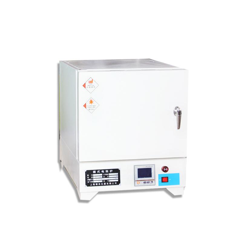 上海精其一体式箱式电阻炉SX2-2.5-10N