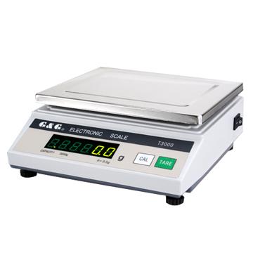 常熟双杰T系列电子天平T3000