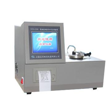 上海昌吉快速低温闭口闪点试验器SYD-5208D