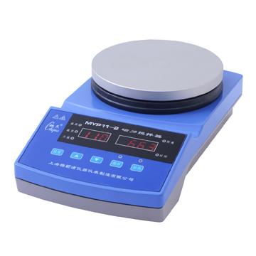 上海梅颖浦数显恒温磁力搅拌器MYP11-2